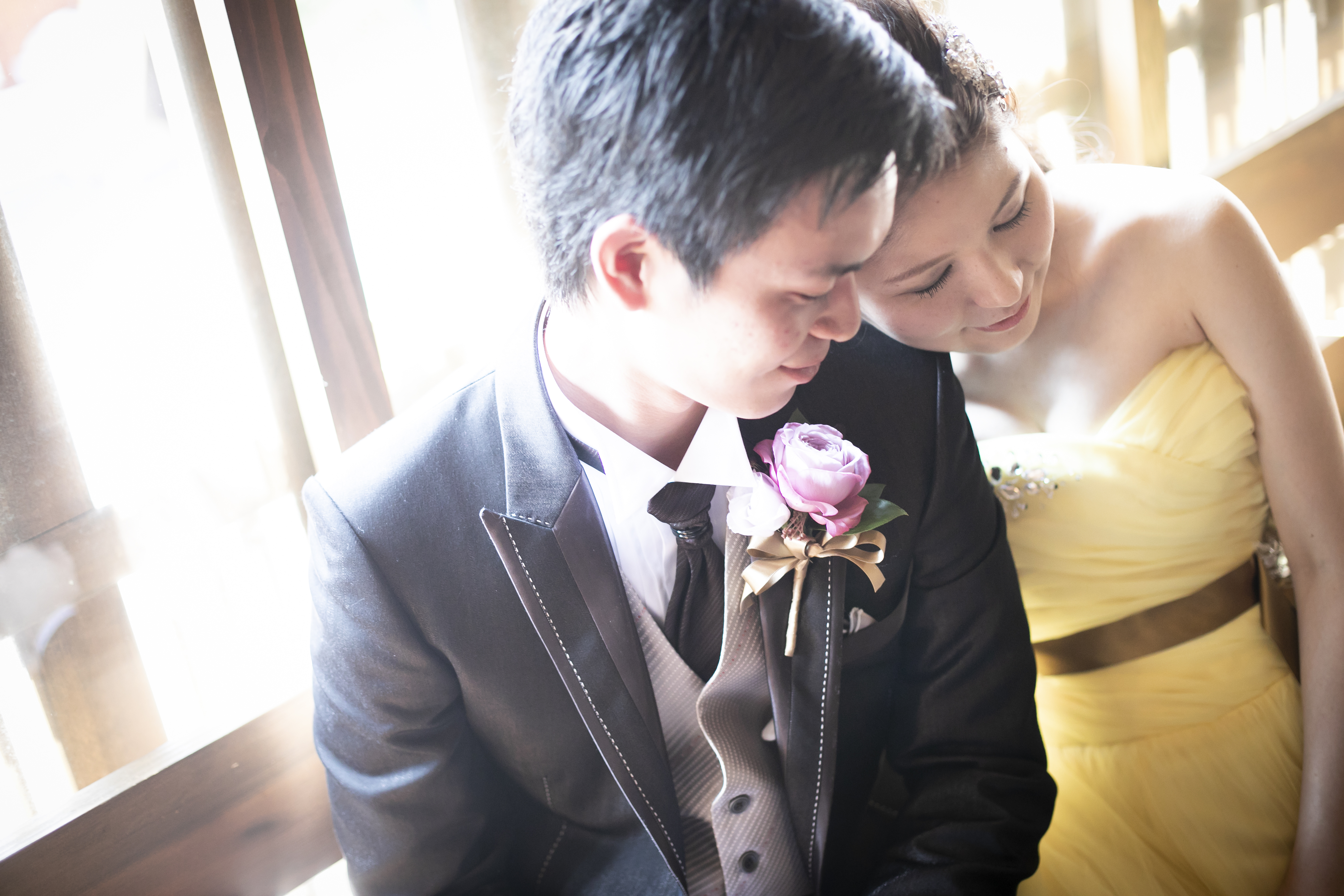 【笑顔が繋がる結婚式】