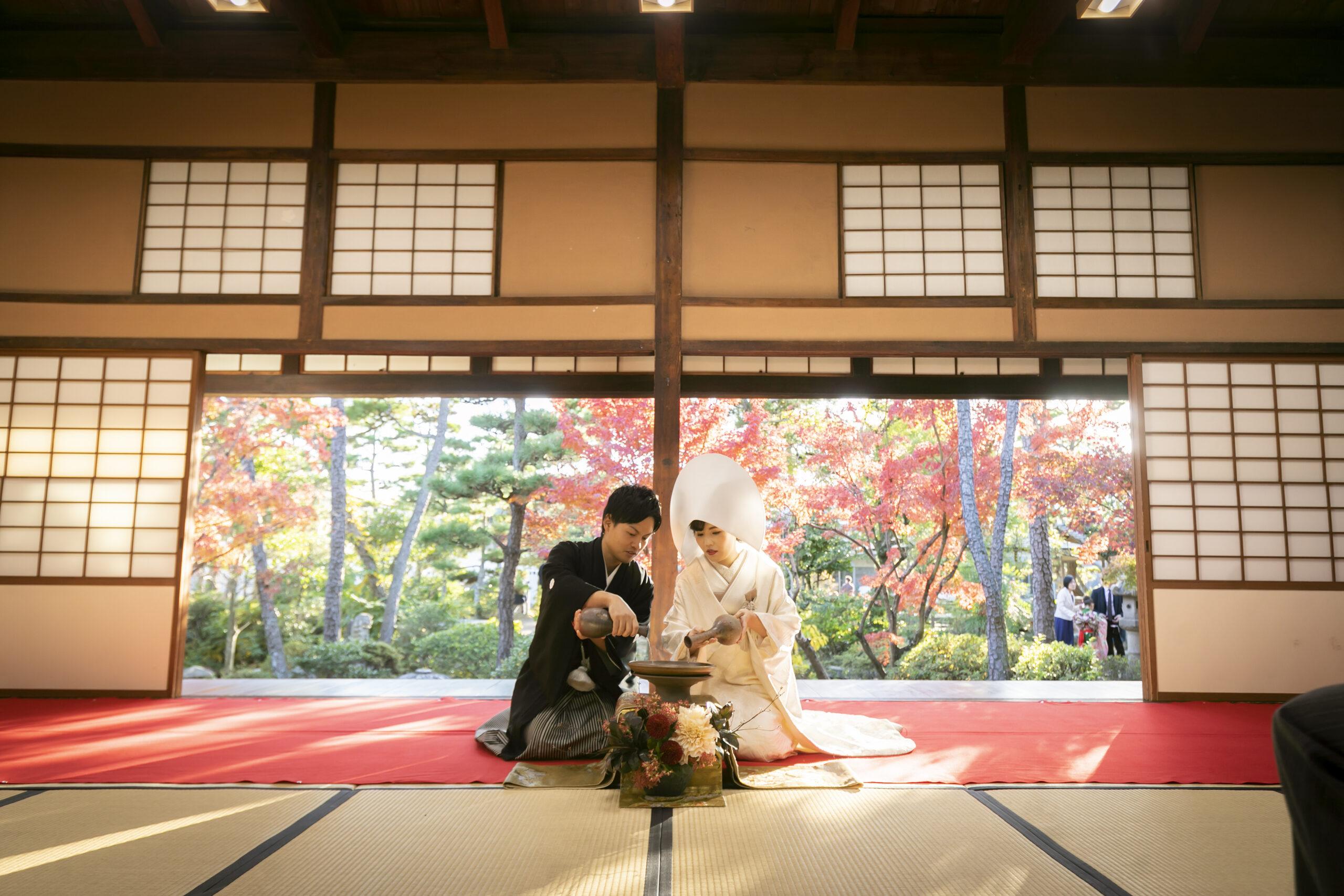 残3組!年一限定×特別特典付!和婚式当日体感模擬挙式フェア